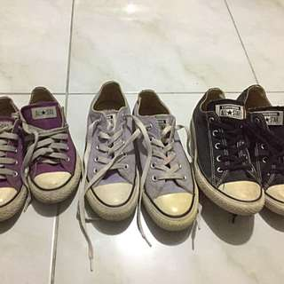 Converse low for 3