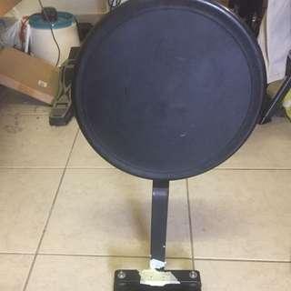 Drum kick practice pad