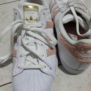 Original Adidas Superstar (pink)