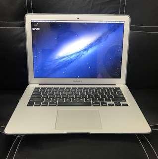 i7 MacBook Air 256gb SSD High Spec
