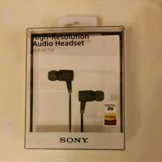 Sony NC750 降噪耳機
