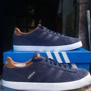 Sepatu Adidas Neo Derby Navy