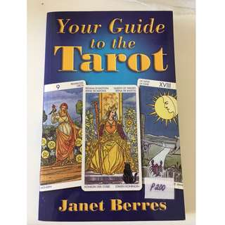 Tarot Book by Janet Berres