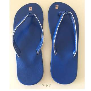 Blue Slippers US size 5