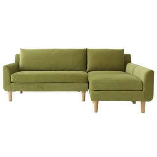 Hizuru Japanese Sofa (Green)