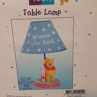 Winnie the Pooh 燈正品