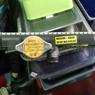 radiator kancil 850