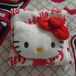 Hello Kitty M巾收納袋