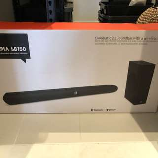 JBL Sound Bar Speaker Sub Woofer