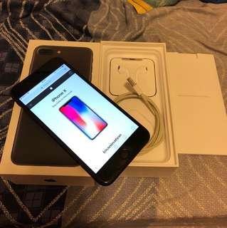 iPhone 7 Plus 256GB 黑色