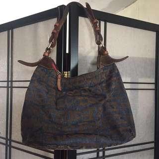AUTH Dooney and Bourke Shoulder Bag