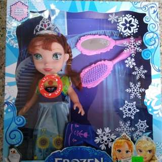 Doll frozen music