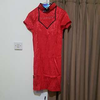 Sexy Chinese New Year Dress or Halloween Costume