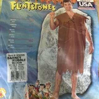 Flint-Stone cosplay