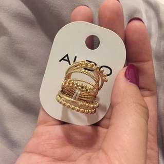 Aldo fancy rings