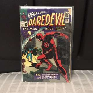 Daredevil early issues