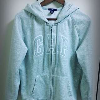 GAP灰色外套(尺寸:L)