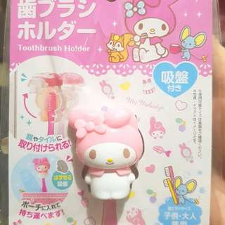 Brand New My Melody Toothbrush Holder