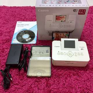 Canon Selphy CP900 WIFI Photo Printer $150 all in