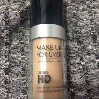 Make Up Forever HD Foundation