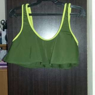 The Original Arizona sports bra/swimsuit