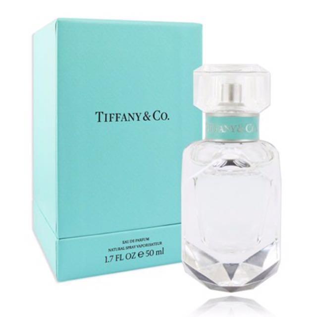 全新2017 Tiffany&co.同名淡香水-50ml