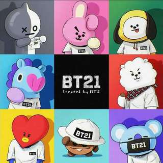 [LIMITED SLOTS] BTS BT21