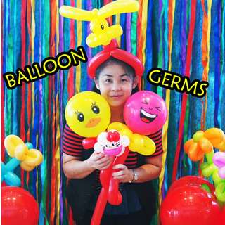 Balloon Sculpting / Event Decorations