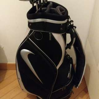 Nike Golf Bag (with cover)
