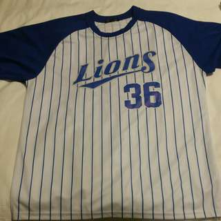 Jersey Baseball T shirt