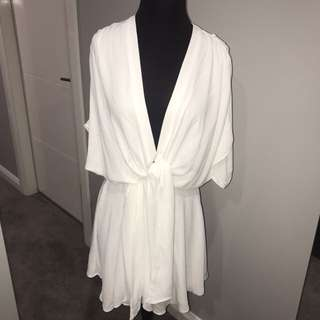 ATMOS&HERE White Dress 10