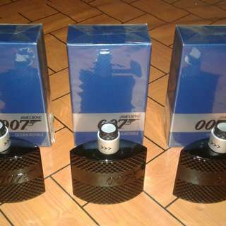 ORIGINAL James Bond 007 Perfume