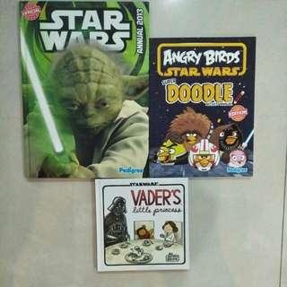 Star Wars books for children