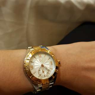 Guess Collection, authentic, rosegold