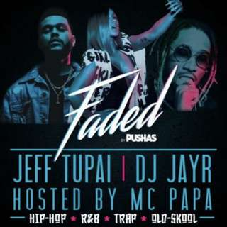 22 December 2017 - Faded by PUSHAS Grand Opening Club Night