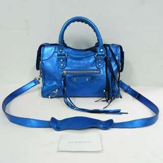 💯Authentic Balenciaga Mini City Bag (Limited Edition)