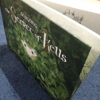 Artbook the Secret of Kells
