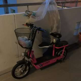 Pre loved Ebike Scooter Bicycle