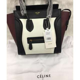 Céline Micro Luggage Tote (AUTHENTIC)