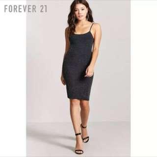 🚚 全新 Forever21性感洋裝 size M