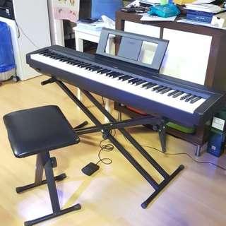 Yamaha Digital Piano - Model P 45