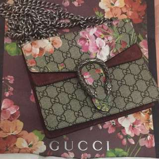 Authentic Gucci dionysus bloom