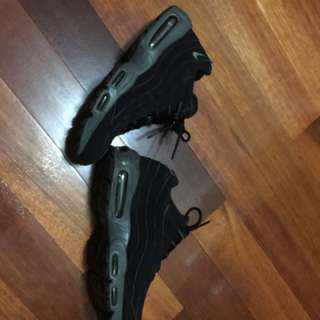 Nike Air Max 95 Black/Grey US8.5