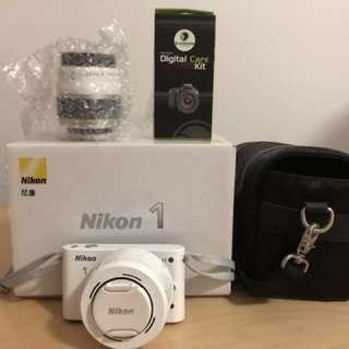 Double Lens - Nikon J1 Digital Cam (Un-Used)