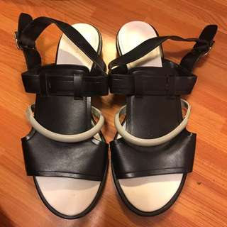 Charles and keith mandals