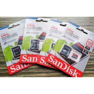 Sandisk Ultra 200GB Micro SDXC 手機平板開Apps 神卡