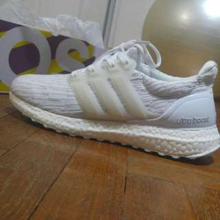 Ultra Boost 3.0 Triple White US 7 UK 6.5 Brand New