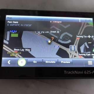 Holuxs TrackNavi 62S-AV