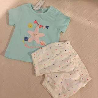 NEW Blue Zoo UK Debenhams 2 Piece Set