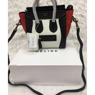Céline Mini Luggage Tote (AUTHENTIC)